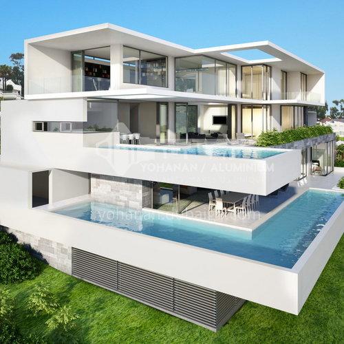 Exterior design - Arcadia Road Apartments ESM1044