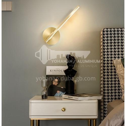 Modern living room wall lamp simple bedroom bedside wall lamp AML-115