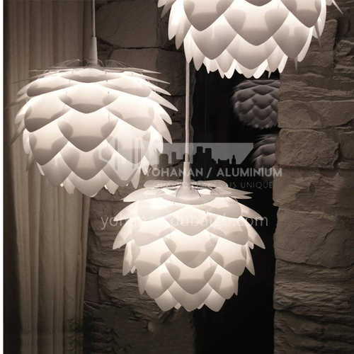 Creative pine cone lamp Nordic style living room bedroom lighting chandelier dining room chandelier-MDZG-DH103