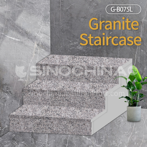 Natural granite stairs, non-slip stepping stone G-B075L