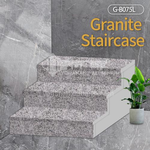 Natural granite stairs, non-slip stepping stone G-B075L