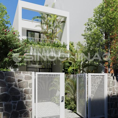 Exterior design - elegant and modern exterior design ESM1080