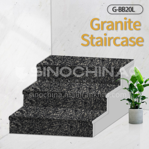 Natural granite stairs, non-slip stepping stone G-BB20L