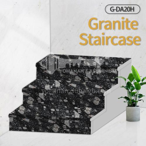 Natural granite stairs, non-slip stepping stone G-DA20H