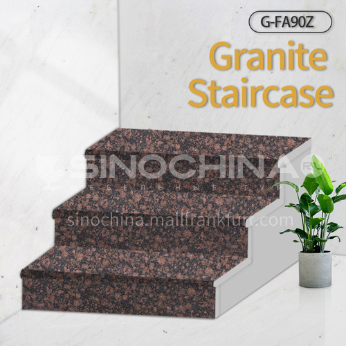 Natural granite stairs, non-slip stepping stone G-FA90Z