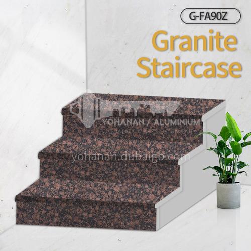 Natural granite stairs, non-slip stepping stone G-FA90Z