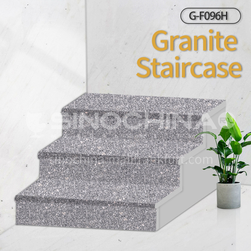 Natural granite stairs, non-slip stepping stone G-F096H