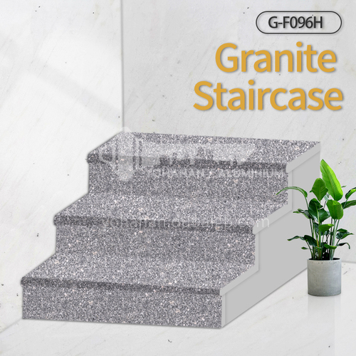 Natural granite stairs, non-slip stepping stone G-F096H