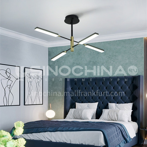 Creative bedroom lighting Nordic simple modern light luxury living room creative chandelier-YMR-Y196-205