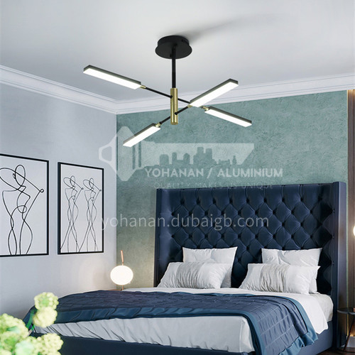 Creative bedroom lighting Nordic simple modern light luxury living room creative chandelier-YMR-Y196-205