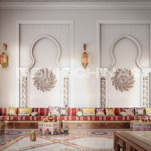 Villa Design-Arabic Style Villa Design VAS1023