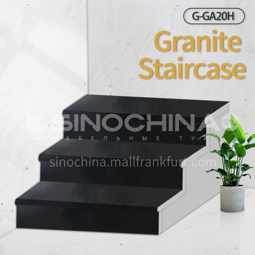 Natural granite stairs, non-slip stepping stone G-GA20H