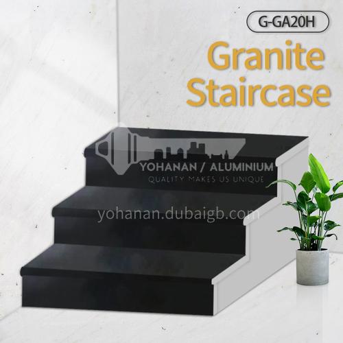 Natural granite stairs, non-slip stepping stone G-GA20H