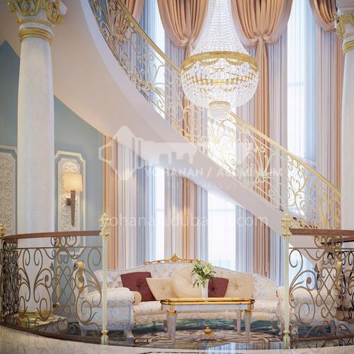 Villa Design-Arabic Style Palace Design VAS1025