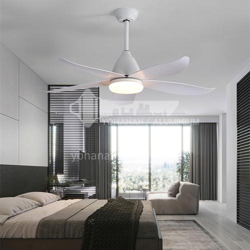 Fan Light Ceiling Fan Light Living Room Dining Room Bedroom Hotel Household Silent Large Air Volume Modern Minimalist Fan Light-KBS-4704