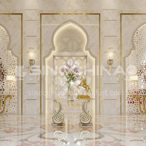 Villa Design-Arab Villa Interior Design VAS1027