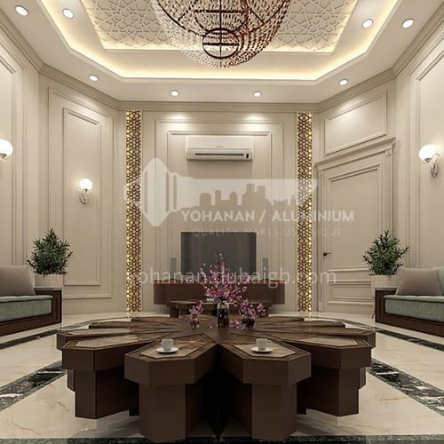 Villa Design-Arab Villa Interior Design VAS1028