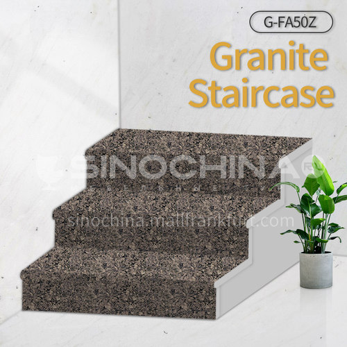 Natural granite stairs, non-slip stepping stone G-FA50Z
