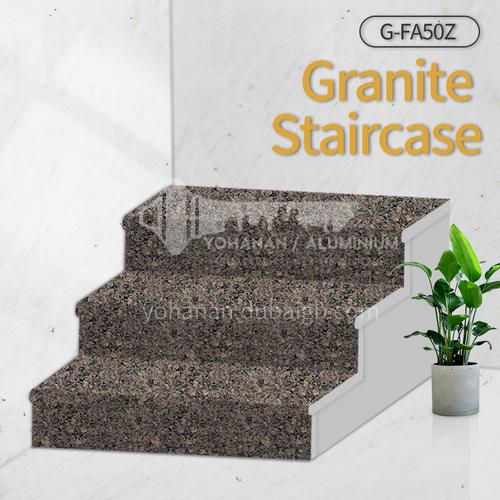 Natural granite stairs, non-slip stepping stone G-FA50Z