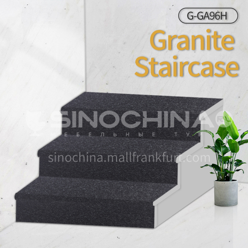Natural granite stairs, non-slip stepping stone G-GA96H