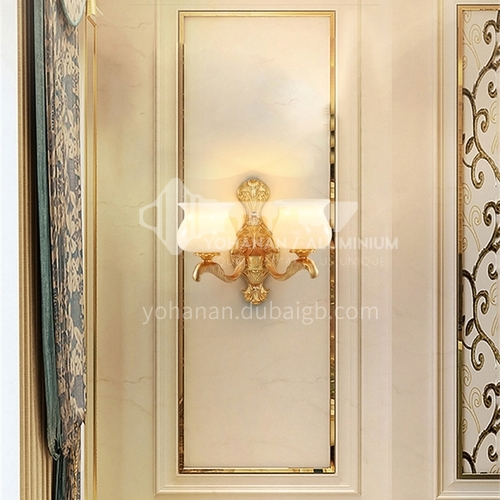 European style bedside bedroom lamp living room hallway staircase wall lamp HB-LF1004