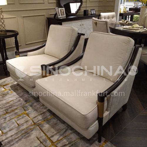 BJ-M103-Living room bedroom Nordic Italian leisure lounge chair