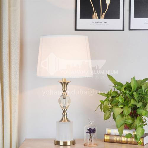 Bedroom bedside lamp simple modern creative Nordic living room bedroom table lamp XYJJ-XY0692TL