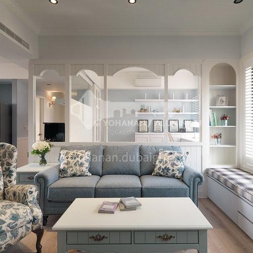 Apartment-American apartment interior design  AAS1050