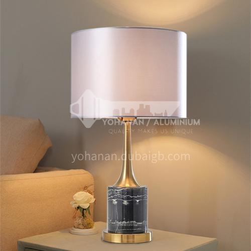 American table lamp bedroom bedside lamp simple modern Nordic table lamp-PLM-KT815