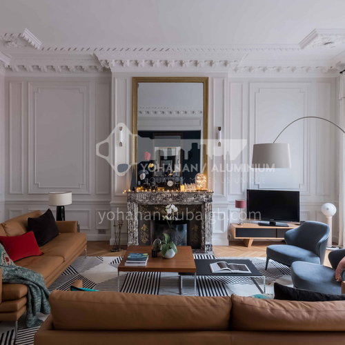 Apartment-French Apartment Design AFS1035