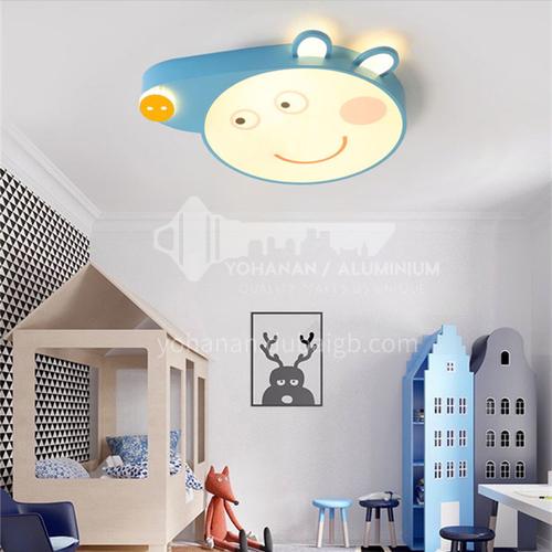 Cartoon lamp Nordic creative cartoon piggy room bedroom simple modern boy and girl ceiling lamp-DDBE-P-1565