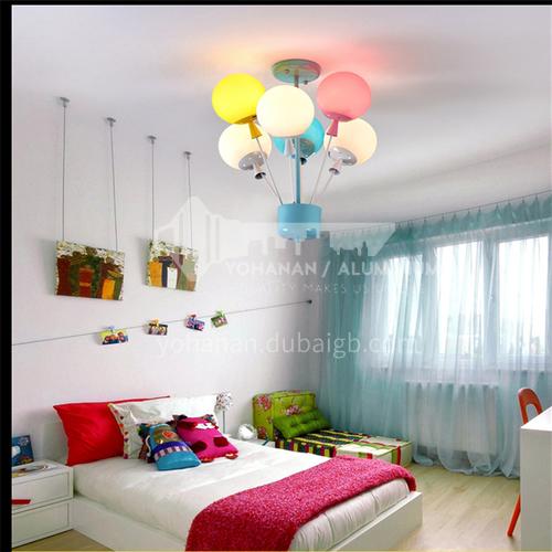 Balloon ceiling lamp eye protection bedroom lamp boy modern minimalist girl creative space lamp-DDBE-P8956