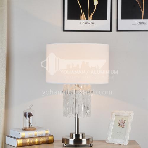 Warm bedroom bedside lamp modern minimalist luxury crystal table lamp Nordic light luxury home living room XYJJ-XY0710TL