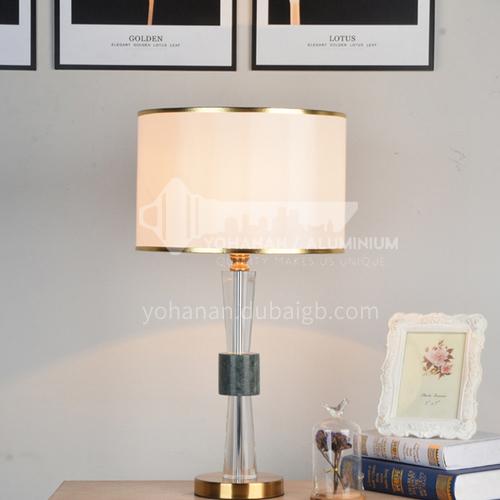 Bedroom bedside lamp simple modern warm Nordic table lamp XYJJ-XY0765TL