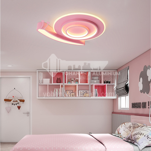 Bedroom lamp simple modern Nordic warm and creative study snail lamp-DDBE-P-1595