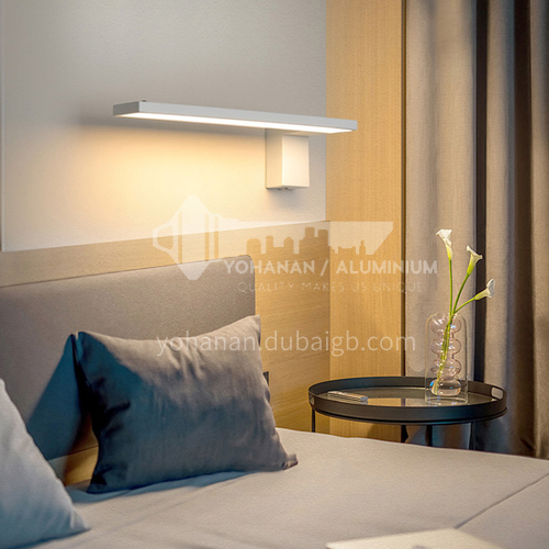 Modern minimalist wall lamp decoration wall lamp bedroom living room bedside wall lamp-LY8008