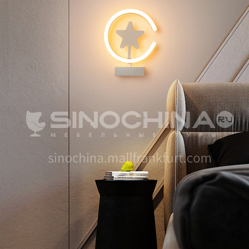 Modern minimalist wall lamp bedside wall lamp living room bedroom wall lamp-FLY-LY2025
