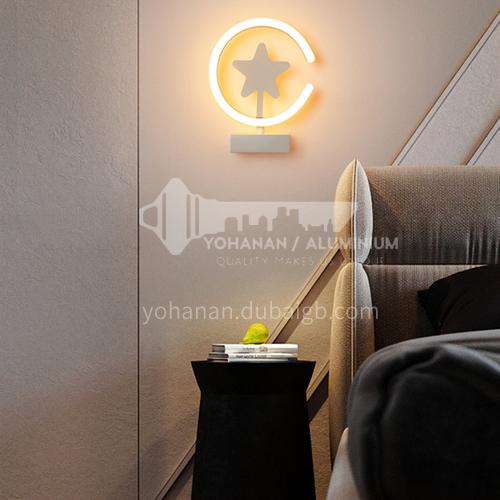 Modern minimalist wall lamp bedside wall lamp living room bedroom wall lamp-FLY-LY2025