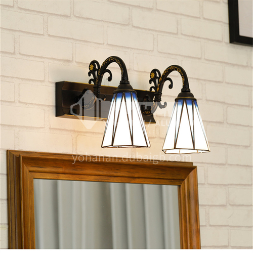 European style bathroom mirror lamp, bathroom mirror cabinet lamp, bathroom mirror lamp, dressing table lamp, make-up lamp, wall lamp-XJ-87286