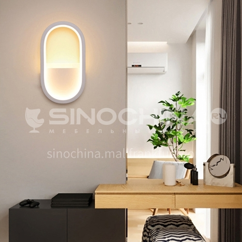 Modern wall lamp living room staircase wall lamp modern minimalist bedroom aisle bedside wall lamp YF-YY036