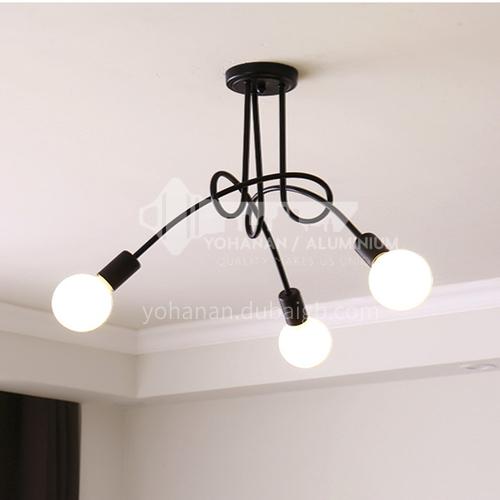 Nordic Chandelier Modern Living Room Chandelier Light Luxury Bedroom OY-MD2045