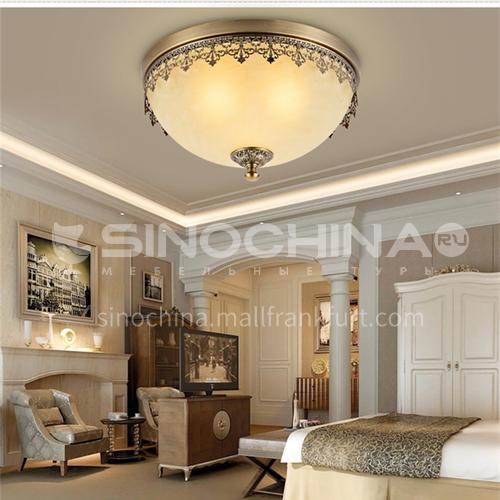 American simple led ceiling lamp study bedroom lamp European style restaurant corridor balcony hallway lamp NS-60361