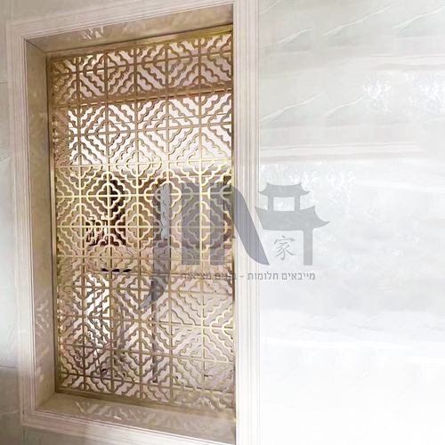 3mm stainless steel laser screen