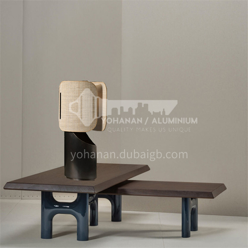 Decorative Table Lamp Fabric Material Living Room Bedroom Modern Simple Nordic Table Lamp-JWJ-T203