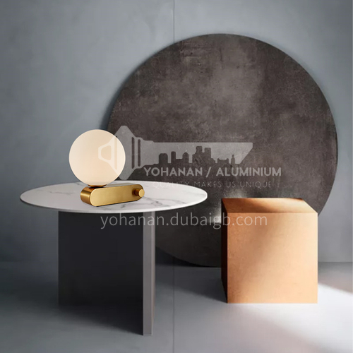 Light luxury creative table lamp simple modern living room study bedside table decorative table lamp-JWJ-T223