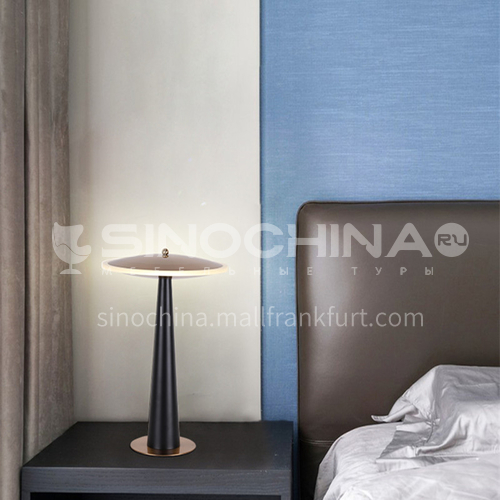 Modern minimalist bedroom bedside lamp creative fashion personality table lamp-JWJ-T586