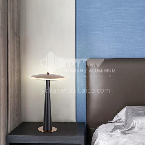 Modern minimalist bedroom bedside lamp creative fashion personality table lamp-JWJ-T586