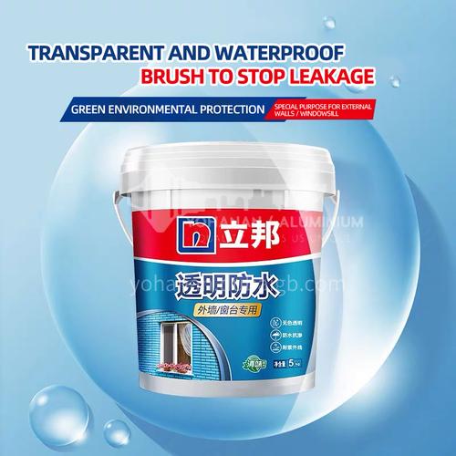 Nippon transparent Waterproof coating