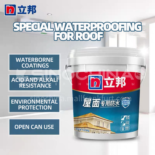 Nippon special waterproofing for Roof