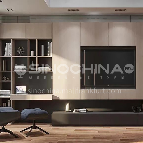 Custom cabinets modern style-GF-137